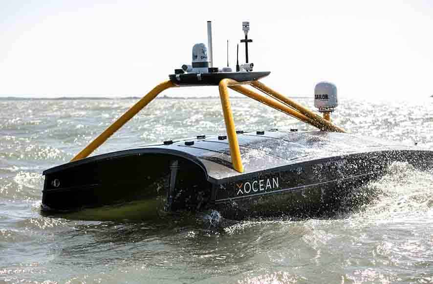 XOCEAN Unmanned Surface Vessel