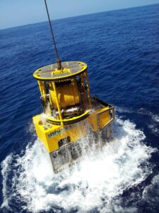 SPRINT ROV positioning for subsea metrology inspection