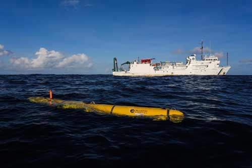 Bluefin-AUV